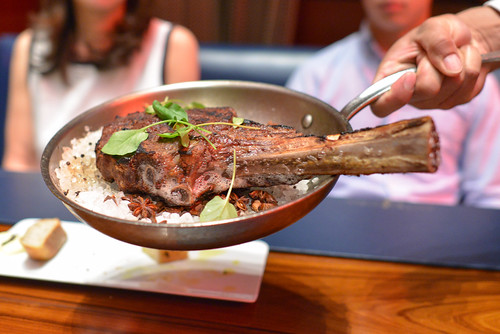 Royal Long-Bone Chop for two 32oz