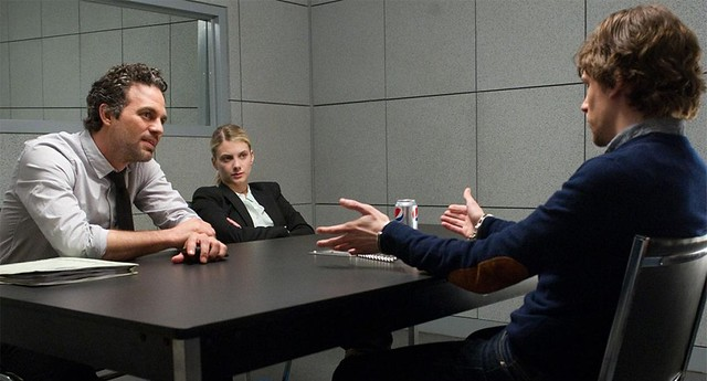 Mark Ruffalo, Mélanie Laurent and Jesse Eisenberg create the illusion of a good movie in NOW YOU SEE ME.