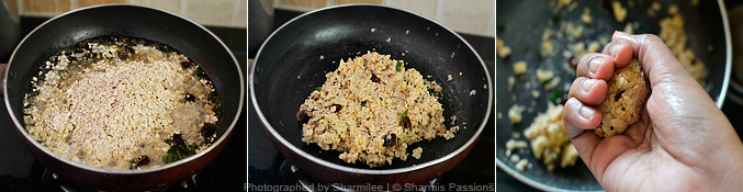 Oats Kozhukattai Recipe - Step2