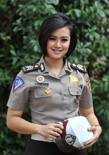 polwan indonesia