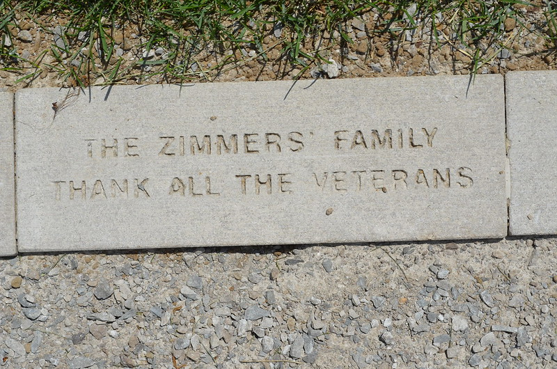 Thanks All The Veterans - Zimmers Family