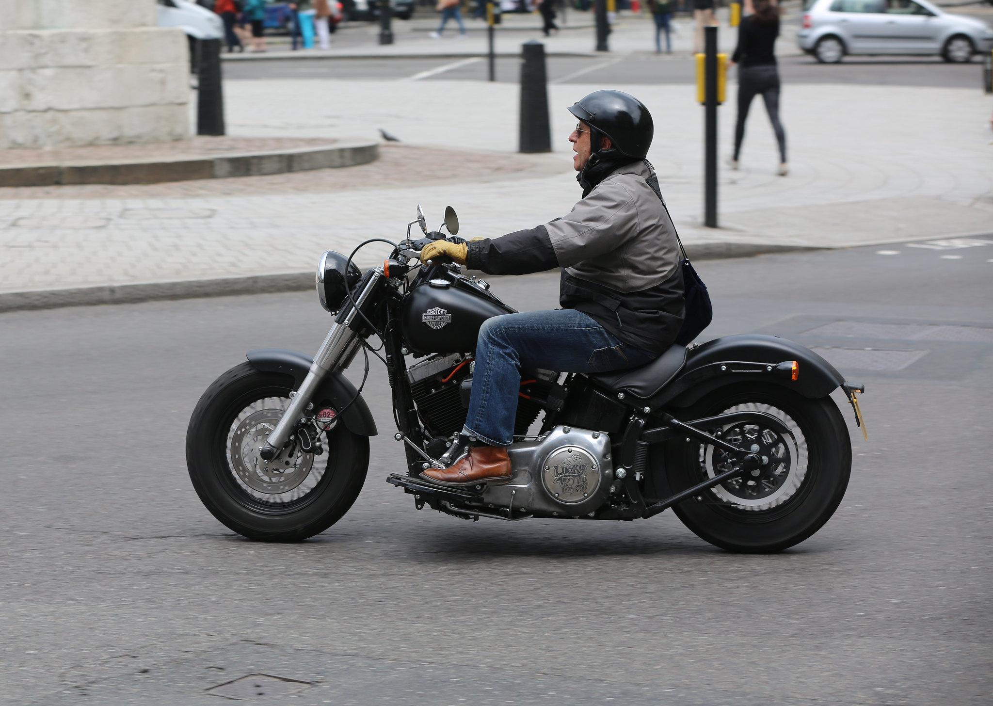 Harley Davidson Fls Softail Slim Colors