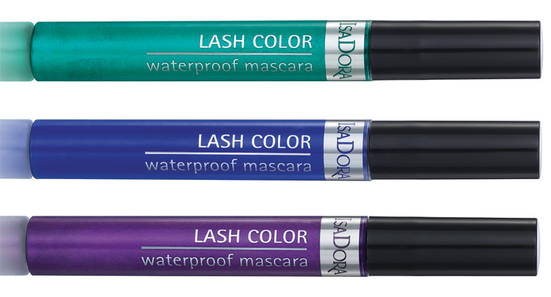 Lash color waterproof mascara
