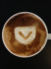 Today's latte, Pocket (Formerly Read It Later).