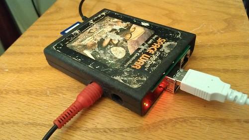 RPi 2600 - Atari 2600 Suitcase Multi-Emulator - Raspberry Pi
