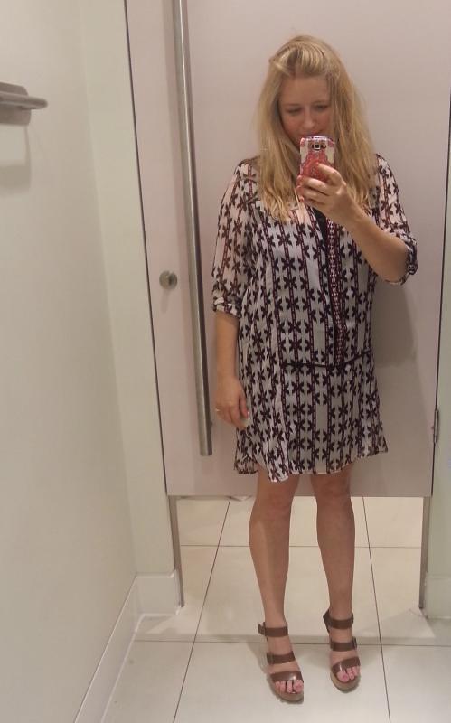 topshop dress sasha wilkins