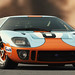 Ford GT40 by StrayShadow