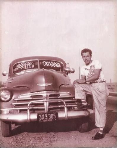 Andrew De La O 1950's