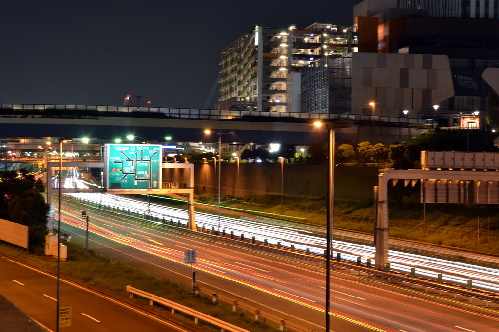 Bayshore Route, Tokyo Odaiba
