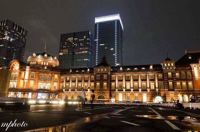 東京自由行 丸之內車站