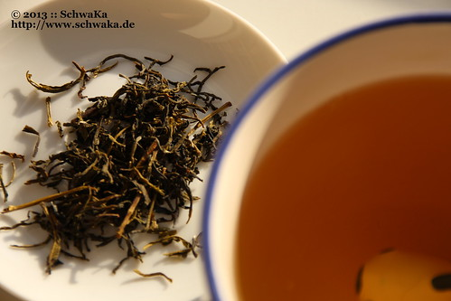 Bio Ceylon Green Orange Pekoe