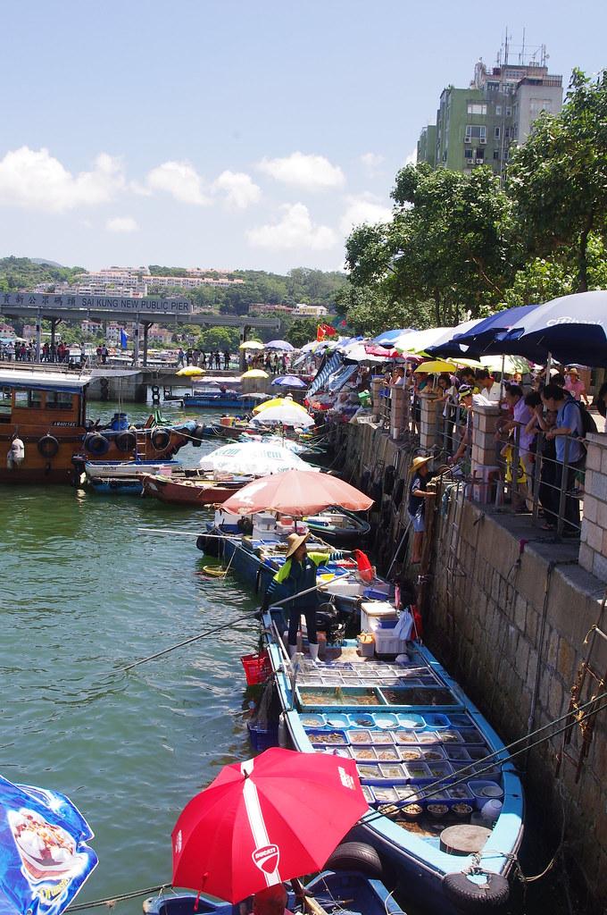 在西貢都這樣買海鮮~