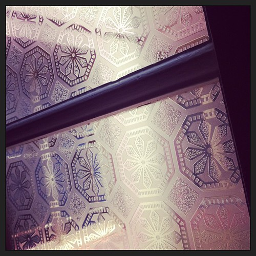 Patterns in a window:) Inspiration:) Schemi in una finestra:) Ispirazioni:)