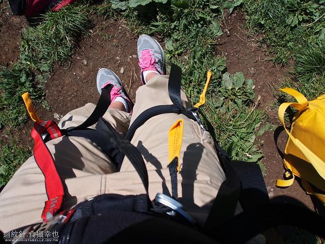 Paragliding in Murren