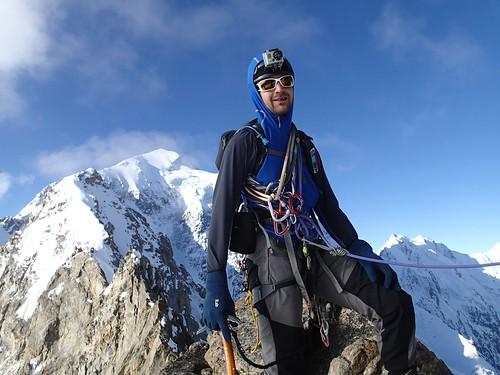 russia climbing caucasus mountaineering bezengi безенги пикуллуауз юговосточномугребню
