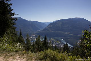 Looking Down - Revelstoke