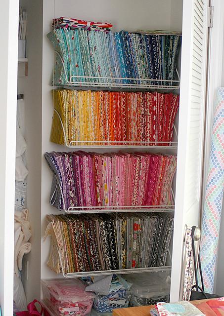 Stash closet!