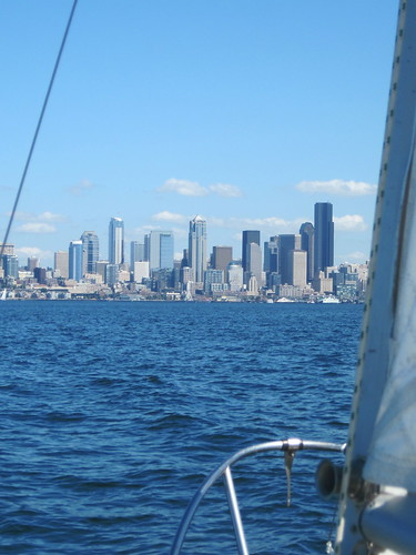 Elliot Bay by Southworth Sailor