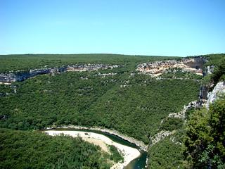 039 Uitzichtpunt na La rouviere