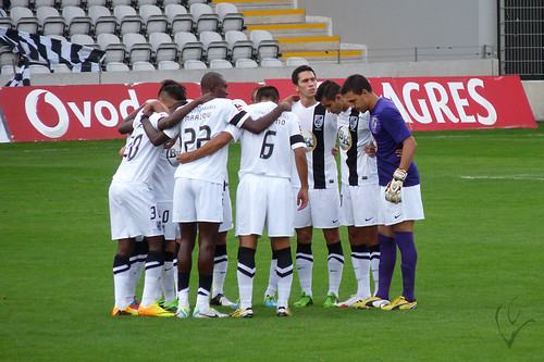 Nacional 1-1 Vitória SC