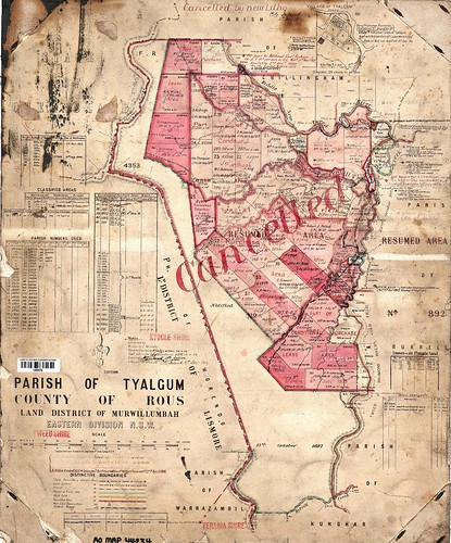 Parish of Tyalgum 1902