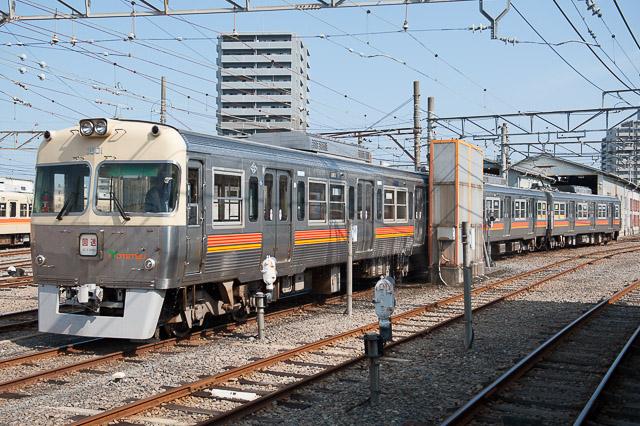 伊予鉄道3000系 3001F