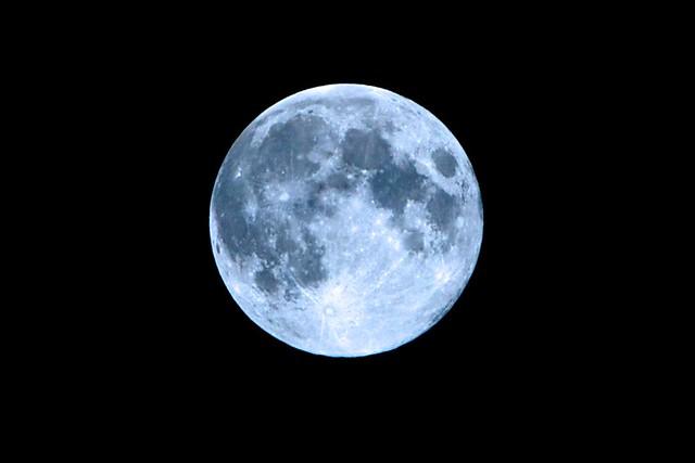中秋の名月2013(望月)