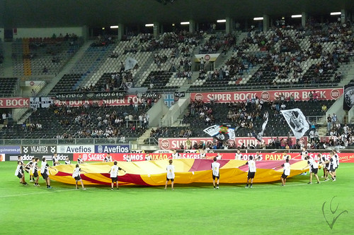 Liga Europa: Vitória SC 4-0 Rijeka