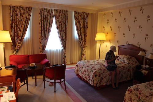 ホテルアムステルダム_ローラアシュレイコラボルーム3