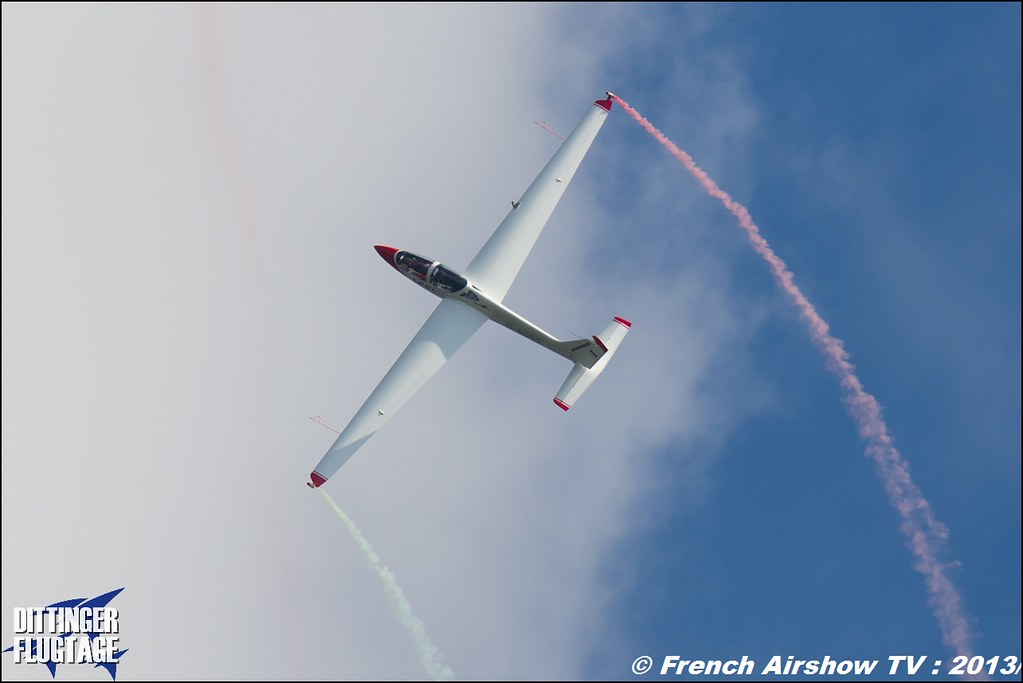 planeur MDM1 FOX LEKI at Dittinger Flugtage 2013