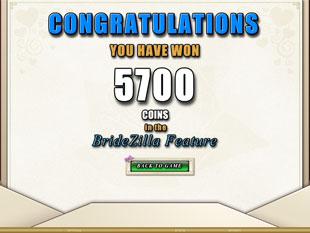 Bridezilla Bonus Prize