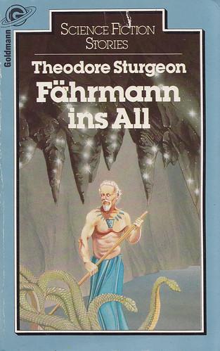 Theodore Sturgeon / Fährmann ins All