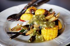 20150415-20-Roast vegetables at Frank in Hobart