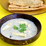 Paneer white kurma recipe