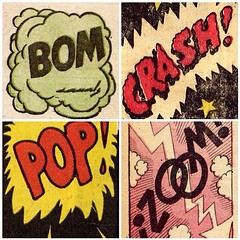 Boom Crash Pop Zoom! #comics