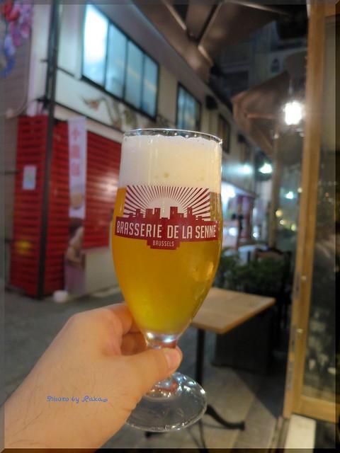 Photo:2015-05-04_T@ka.の食べ飲み歩きメモ(ブログ版)_三原小路でベルギービール!【銀座】デリリウムカフェギンザ_11 By:logtaka