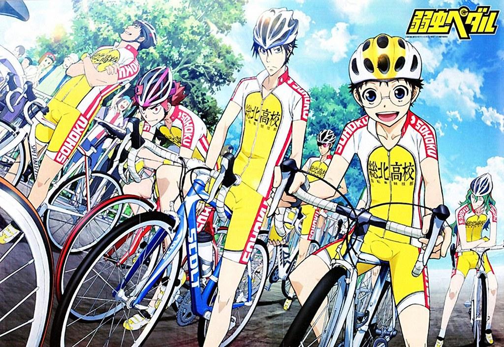 Yowamushi Pedal e Nanatsu no Taizai ganham o 39° Kodansha Manga Awards
