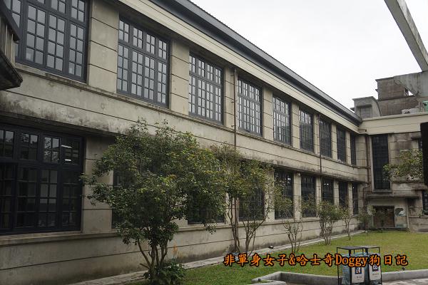 松山文化園區台北文創大樓松山菸廠23