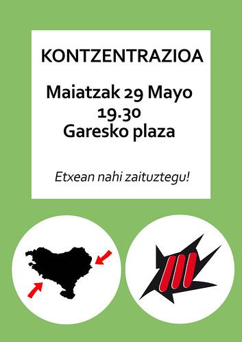 maiatzak