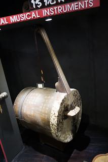 Antique Gehu Chinese bass