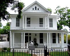 2009 - 05 - 17 - J.M. & Birdie Nix House - San Antonio