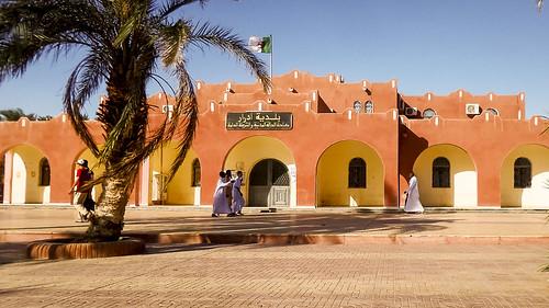 algérie algeria adrar الجزائر ادرار apc mairie بلدية sahara désert صحراء الجنوب sud