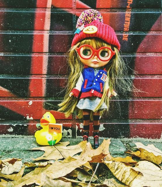 I love you autumn
