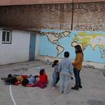 Mural Centre Socioeducatiu Poblenou
