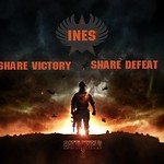 INES battlefield 3 clan Wallpaper