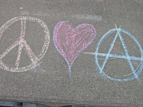 peace loving anarchy