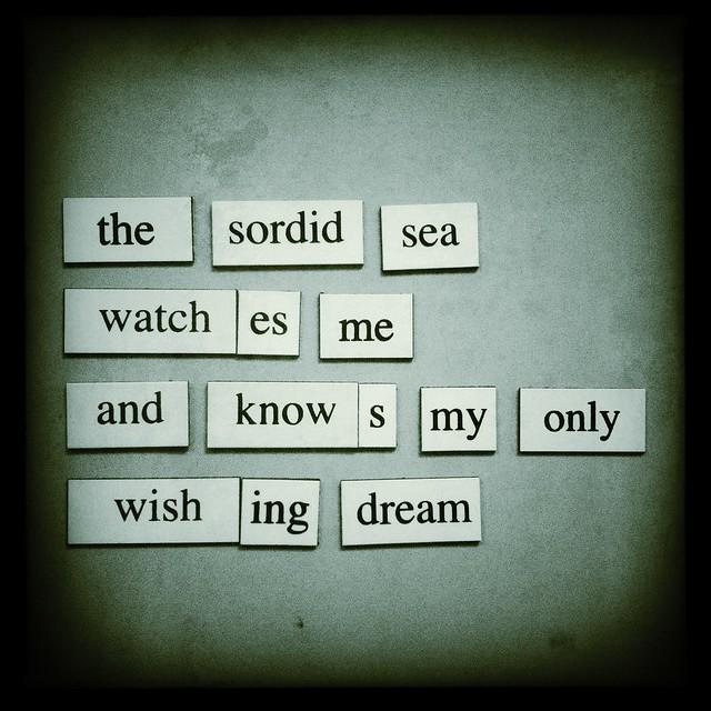 The Sordid Sea