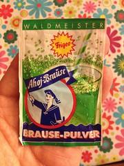 Waldmeister brause-pulver