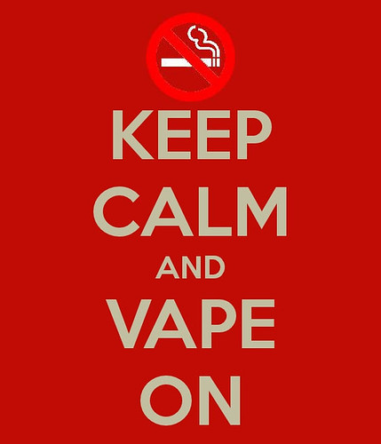 Keep Calm and Vape On