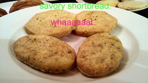 Savory Shortbread